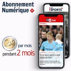 Image de La DH Numérique+: 2€ par mois pendant 2 mois puis 9,99€ par mois