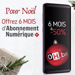 Image de Offrez 6 mois d'Abonnement Numérique+ pour Noël et profitez de -50% !