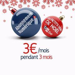 Image de Les petits prix de Noël, 3€/mois seulement !