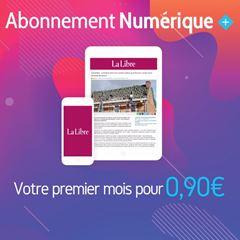 Image de La Libre Numérique+: Votre premier mois pour 0,90€ !