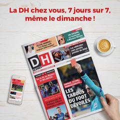 Image de 6 mois à La DH 7 jours sur 7 - 40% de réduction sur votre abonnement !