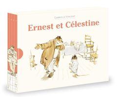 Image de Coffret Ernest et Célestine : édition limitée (2019)