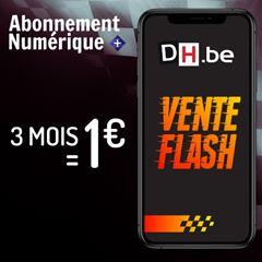 Image de ❯ VENTE FLASH ❮ vos 3 premiers mois pour 1€ seulement, puis 9,99€/mois