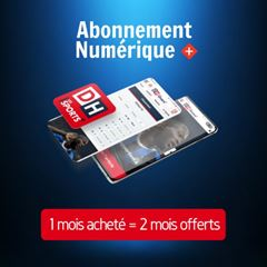 Image de Abonnement Numérique+, 1 mois acheté = 2 mois offerts