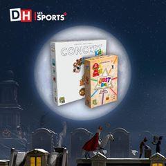 Image de Abonnement Intégral : 12 mois à La DH + un pack jeux Concept Kids + Just One en cadeau