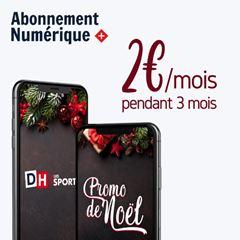 Image de Promo de Noël, Abonnement Numérique+: 2€/mois pendant 3 mois