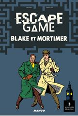 Image de Escape Game : Blake et Mortimer